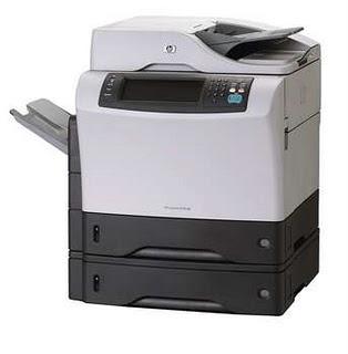 Laserjet 4345x Mfp By Hp Q3943a